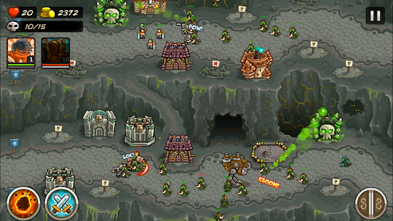 Kingdom Rush Frontiers - Tower Defense Screenshot