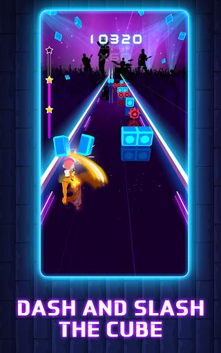 Beat Blader 3D: Dash and Slash! screenshots 16