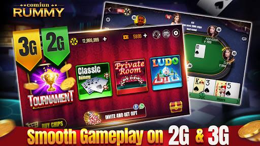 Indian Rummy Comfun-13 Cards Rummy Game Online  Screenshots 8