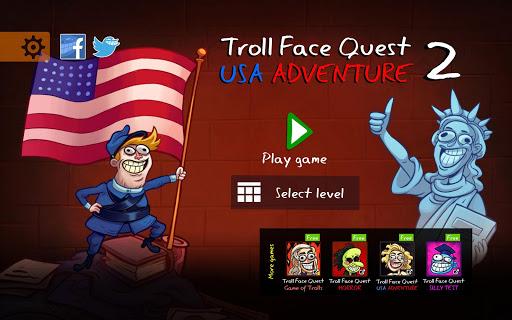 Troll Face Quest: USA Adventure 2 screenshots 6
