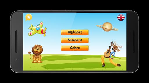 Alphabet Numbers Colors 4.2.1093 screenshots 2