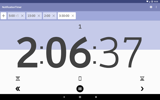 Notification Timer - Countdown 1.5.2 screenshots 9