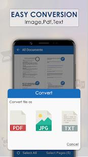 Fast Scanner: Cam & Document Scanner PDF Converter