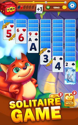 Solitaire Tripeaks Adventure - Free Card Journey 1.2.3 screenshots 9