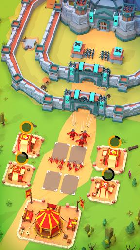 Idle Military  screenshots 4