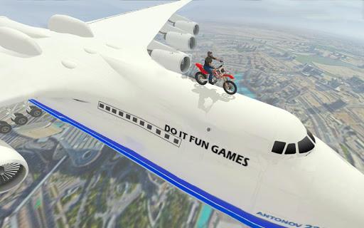 Sky bike stunt 3d   Bike Race u2013 Free Bike Games screenshots 3