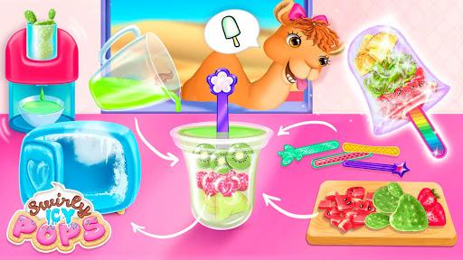 Swirly Icy Pops - Surprise DIY Ice Cream Shop 5.0.93 screenshots 7