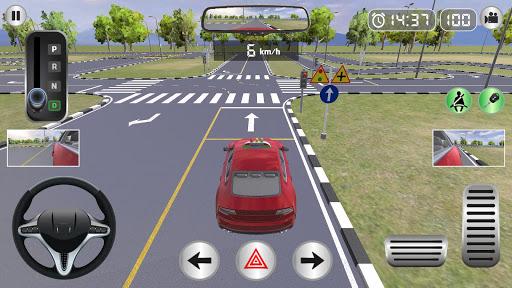 Hu1ecdc Sa Hu00ecnh GPLX 3D - u00d4n thi GPLX 1.1.6 screenshots 2