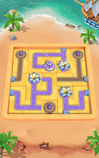 Flow Water Connect Puzzle  screenshots 19