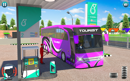 City Bus Simulator 2021: Free Coach Driving 2021  screenshots 22