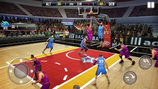Fanatical Basketball Apk Download 4