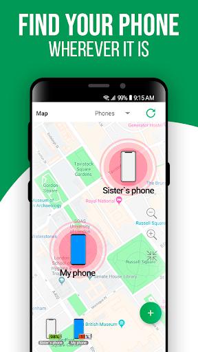 Find my Phone 1.0.2 Screenshots 1