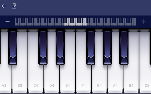 Piano - Play & Learn Free songs. Screenshot