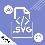 Svg Viewer: Svg File Convert  png/jpg/webp