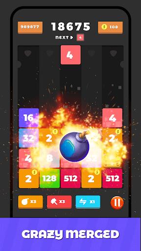 2048 Merge Number u2013 Free Merge Block Puzzle Games screenshots 5