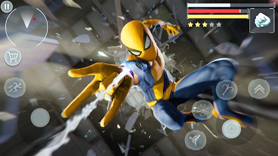 Spider Hero - Super Crime City Battle 1.0.10 Screenshots 1