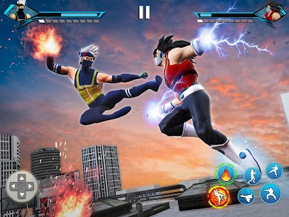 Kung Fu Fighting Games: Offline Karate King Fight Mod Apk (Unlimited Money) 9