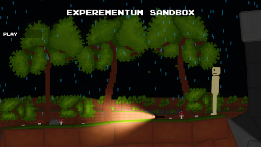Experementum SandBox 0.7 screenshots 7