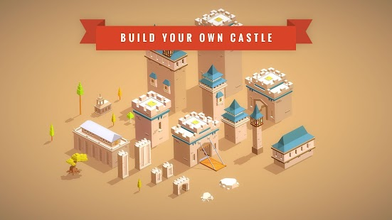 Pocket Build - Unlimited sandbox building game Screenshot