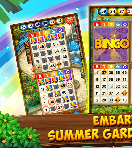 Bingo Quest - Summer Garden Adventure Apkfinish screenshots 14
