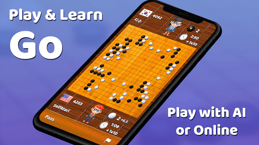 Go - Learn & Play - Baduk Pop (Tsumego/Weiqi Game) 1.22.5 screenshots 9