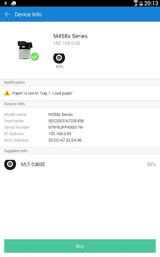 Samsung Mobile Print 4.08.030 Screenshots 13