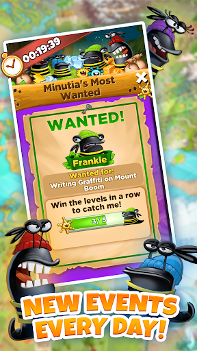 Best Fiends - Free Puzzle Game modavailable screenshots 17