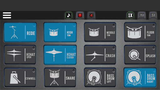 Drum Solo Pads 1.3.1 screenshots 4