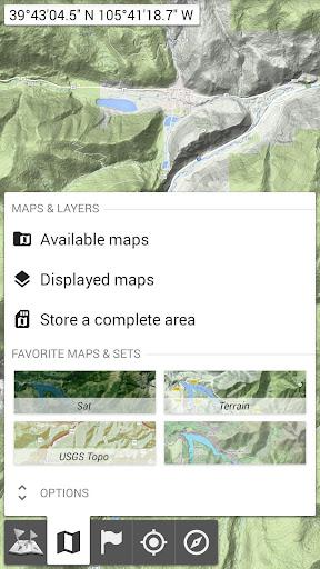 All-In-One Offline Maps 3.6b Screenshots 2
