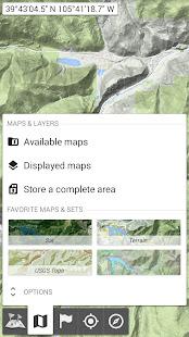 All-In-One Offline Maps 3.7b Screenshots 2