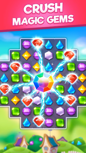Bling Crush: Free Match 3 Jewel Blast Puzzle Game 1.4.8 screenshots 1