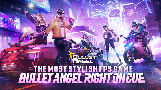 Bullet Angel: Xshot Mission M apkpoly screenshots 9