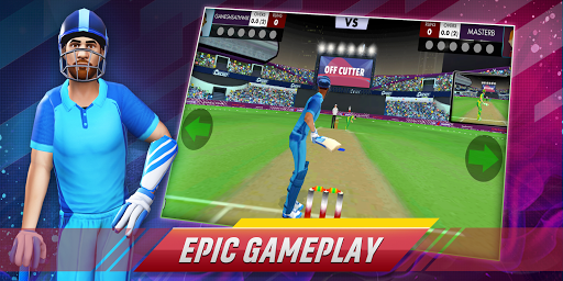 Cricket Clash Live - 3D Real Cricket Games  screenshots 10