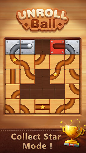 Unblock The Ball - Roll & Drag Block Puzzle Games  screenshots 2