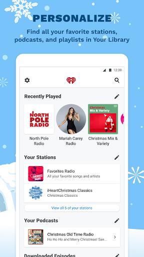 iHeartRadio: Radio, Podcasts & Music On Demand 9.26.0 Screenshots 8