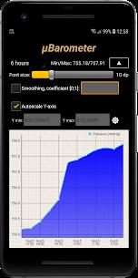 mu Barometer Pro APK 4