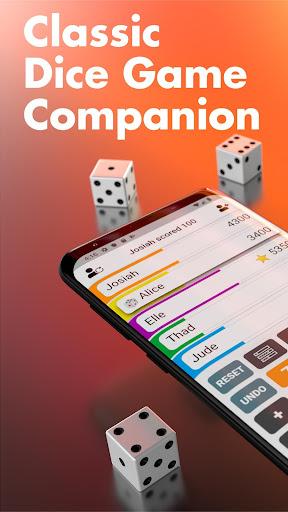 Farkle Scorekeeper - Classic dice game companion screenshots 1