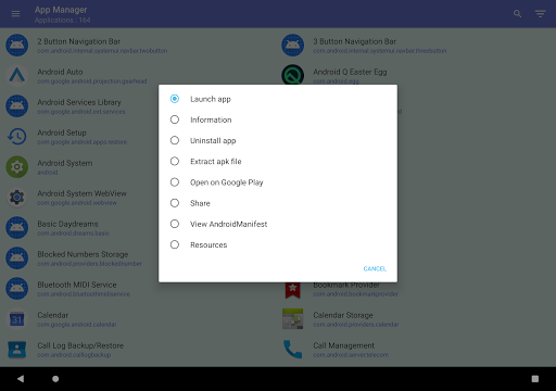 App Manager android2mod screenshots 8