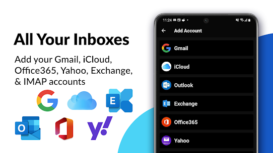 Canary Mail Mod Apk: Email App (Pro Features Unlocked) 1