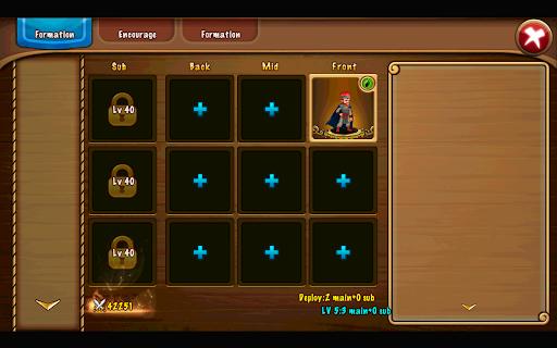 Haki: The Lost Treasure 2.0.0 screenshots 7