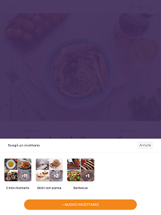 GialloZafferano: le Ricette 4.1.20 Screenshots 23