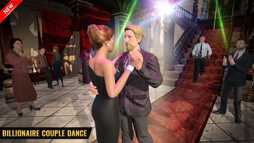 Billionaire Dad Luxury Life Virtual Family Games  screenshots 3
