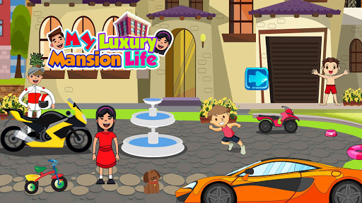 My Luxury Mansion Life: Rich & Elite Lifestyle 1.0.5 screenshots 5
