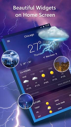 Weather Forecast App 16.6.0.6271_50157 Screenshots 6