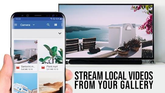 Video  TV Cast   Google Cast  Android TV Streamer Apk 5
