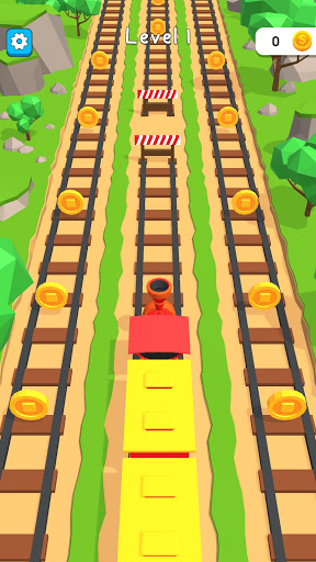 Hyper Train apkslow screenshots 5