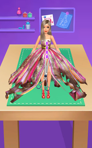Doll Makeover android2mod screenshots 10