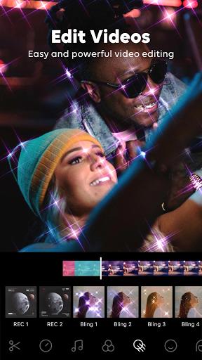 B612 - Best Free Camera & Photo/Video Editor  APK screenshots 5