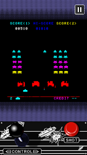 SPACE INVADERS Screenshot