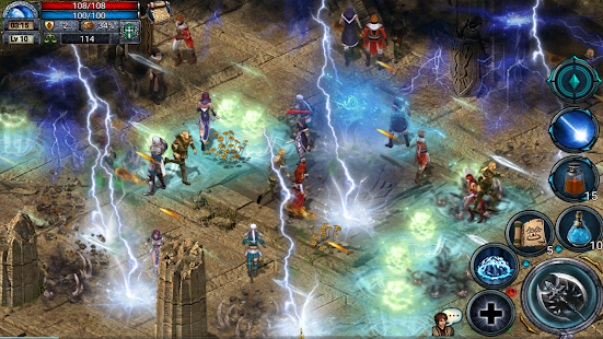 Teon: Sword & Magic Screenshot